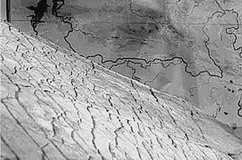 Башкирская карта Творца