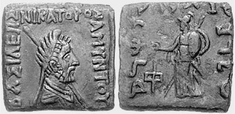 Сказочные сокровища древней Бактрии
