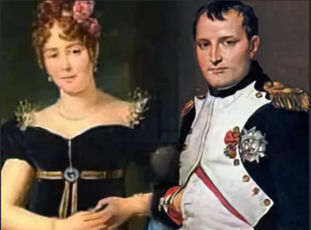 Мария Валевская — Император Наполеон I Бонапарт