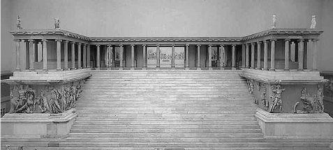 Пергам – великий город древности