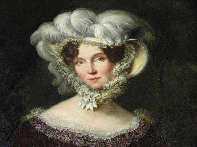 Императрица Елизавета Алексеевна — Александр Сергеевич Пушкин