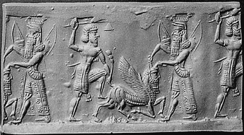 Найдена могила Гильгамеша?