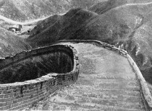 Кто построил Великую Китайскую стену?