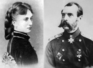Екатерина Долгорукова — Император Александр II