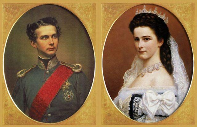 Елизавета Австрийская — Людвиг II Баварский