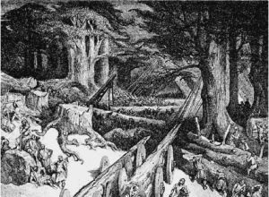 Храм Соломона и манна небесная