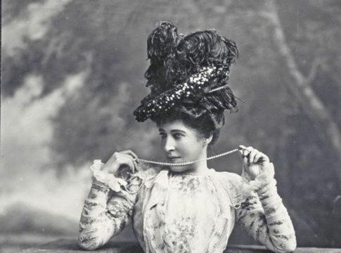 Лили Лэнтри — Эдуард VII Английский