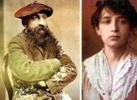 Камилла Клодель — Огюст Роден