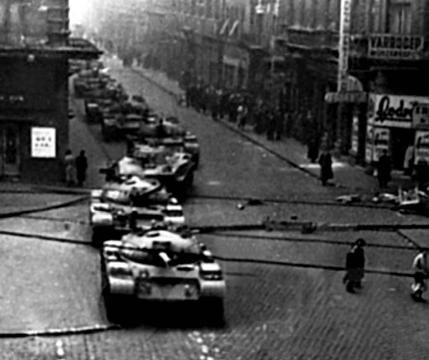 Кровавые итоги венгерского восстания