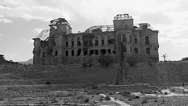 Штурм дворца Амина