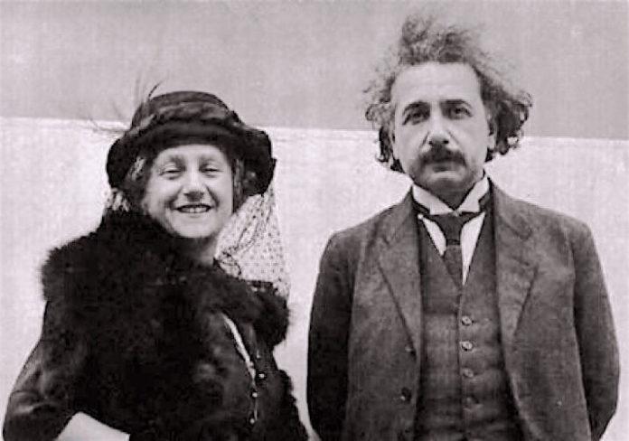 Маргарита Конёнкова — Альберт Эйнштейн