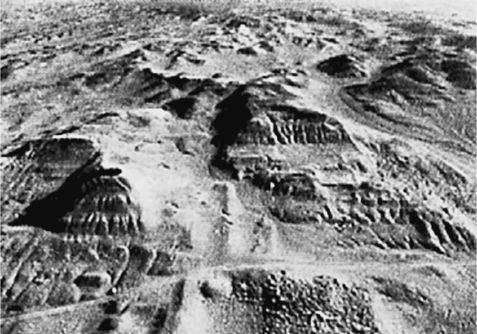 Погребенный город Сауаши