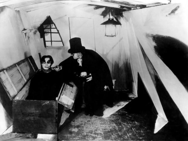 Кинофильм «Кабинет доктора Калигари» (Das Cabinet des Dr. Caligari)