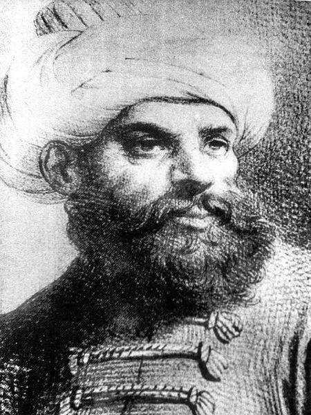 Хайраддин Барбаросса (1468? -1546)