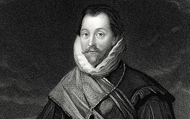 Фрэнсис Дрейк (1540–1596)