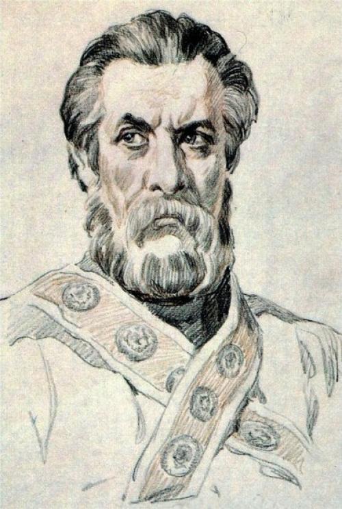 Иван Исаевич Болотников (? -1608)