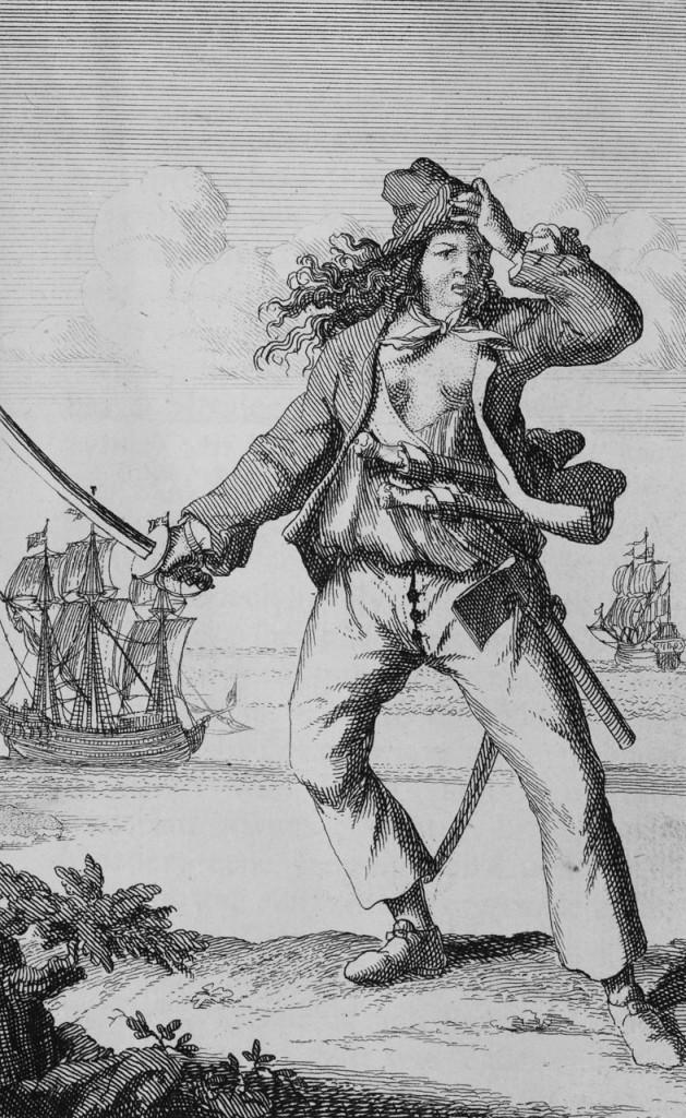 Мэри Рид (XVII век)