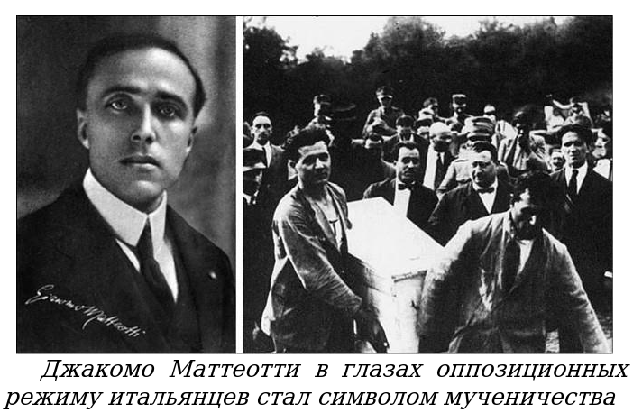 Похищение Джакомо Маттеотти