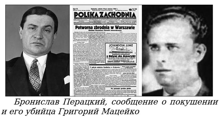 Убийство полковника Перацкого