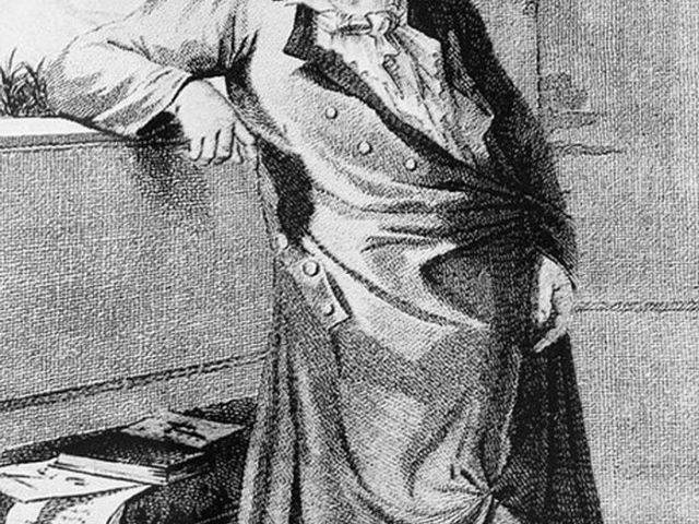 Джузеппе Бальзамо, граф Калиостро (1743–1795)
