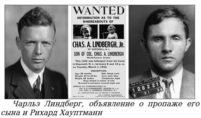 Похищение ребенка Линдберга