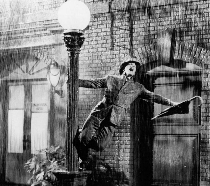 Кинофильм «Пение под дождем» (Singin' in the Rain)