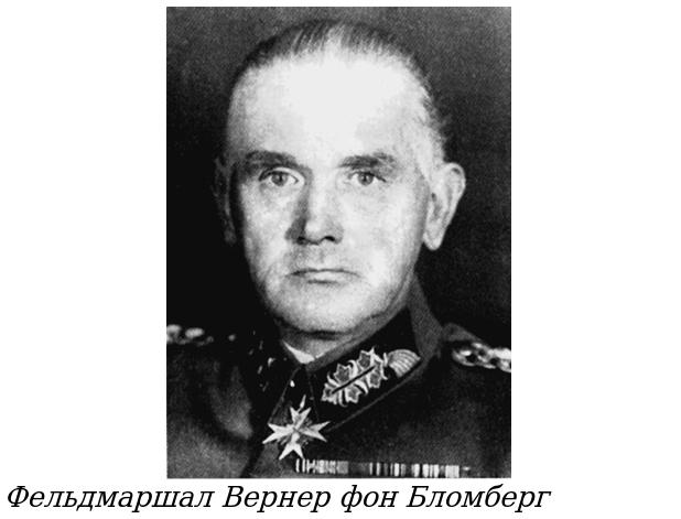 Дело фон Бломберга
