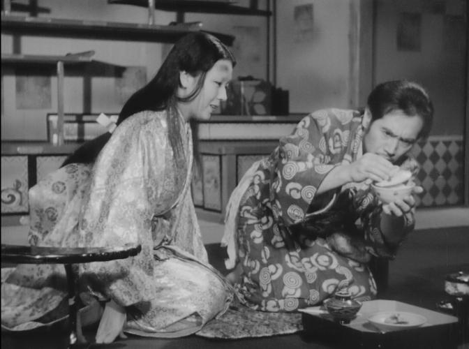 Кинофильм «Сказки туманной луны после дождя» (Ugetsu monogatari)