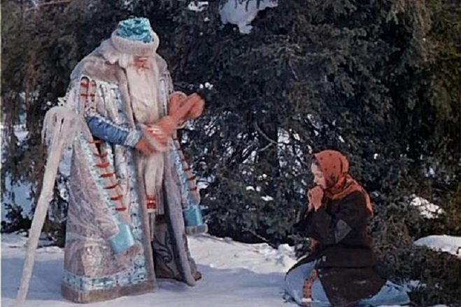 Кинофильм «Морозко»