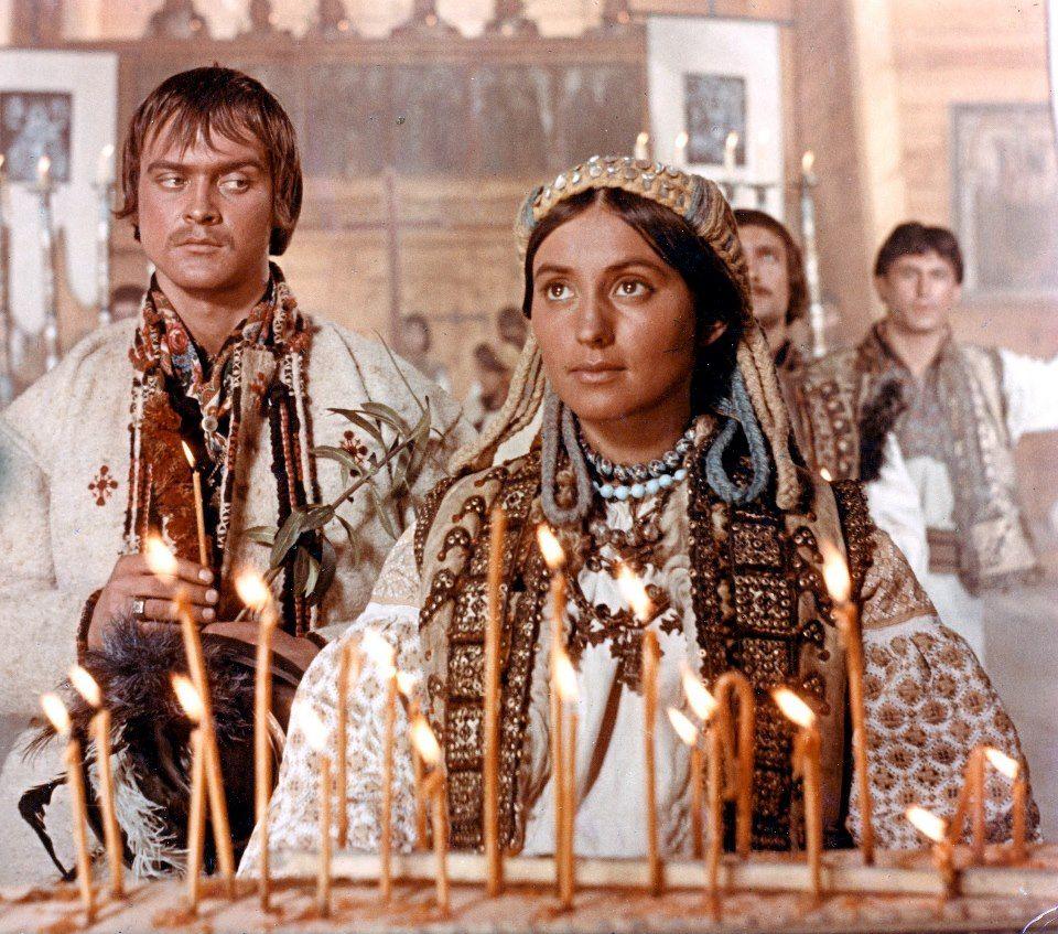 Кинофильм «Тени забытых предков»
