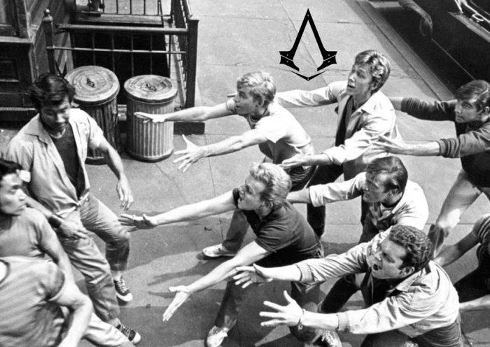 Кинофильм «Вестсайдская история» (West Side Story)