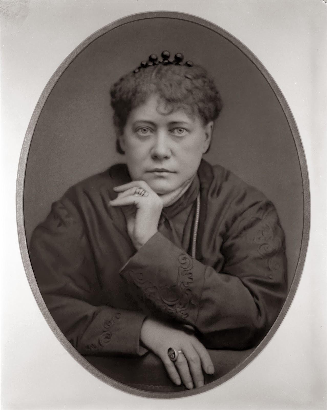 Елена Петровна Блаватская (1831–1891)
