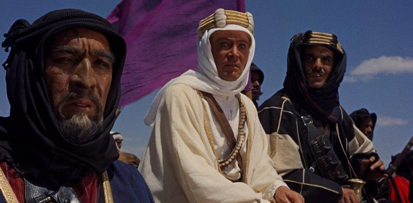 Кинофильм «Лоуренс Аравийский» (Lawrence of Arabia)
