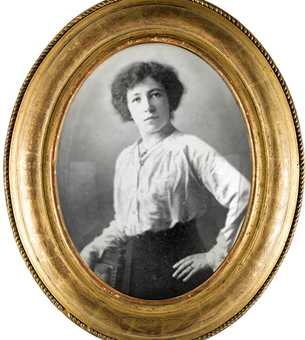 Габриеля Пети (1893–1916)