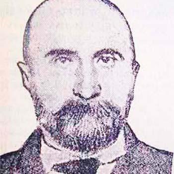 Николай Герасимович Савин (? -1937)