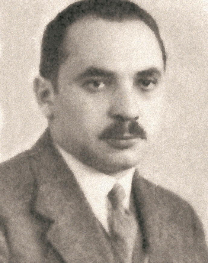 Яков Григорьевич Блюмкин (1900–1929)