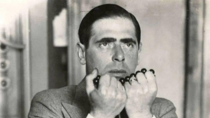 Эрих Ян Гануссен (начало XX века)