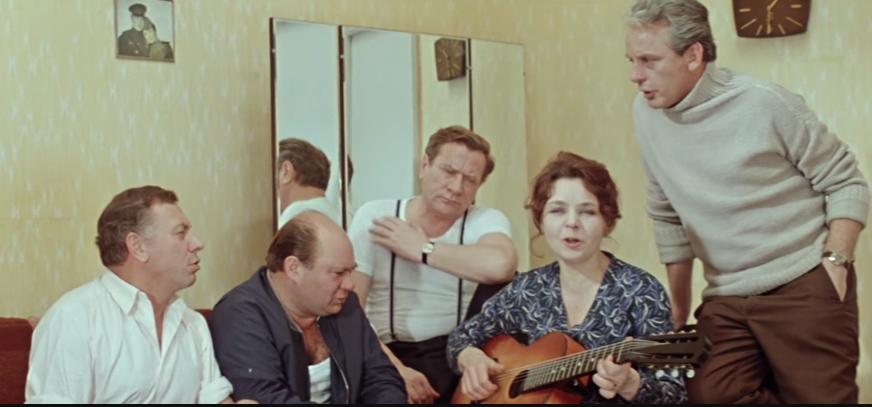 Кинофильм «Белорусский вокзал»