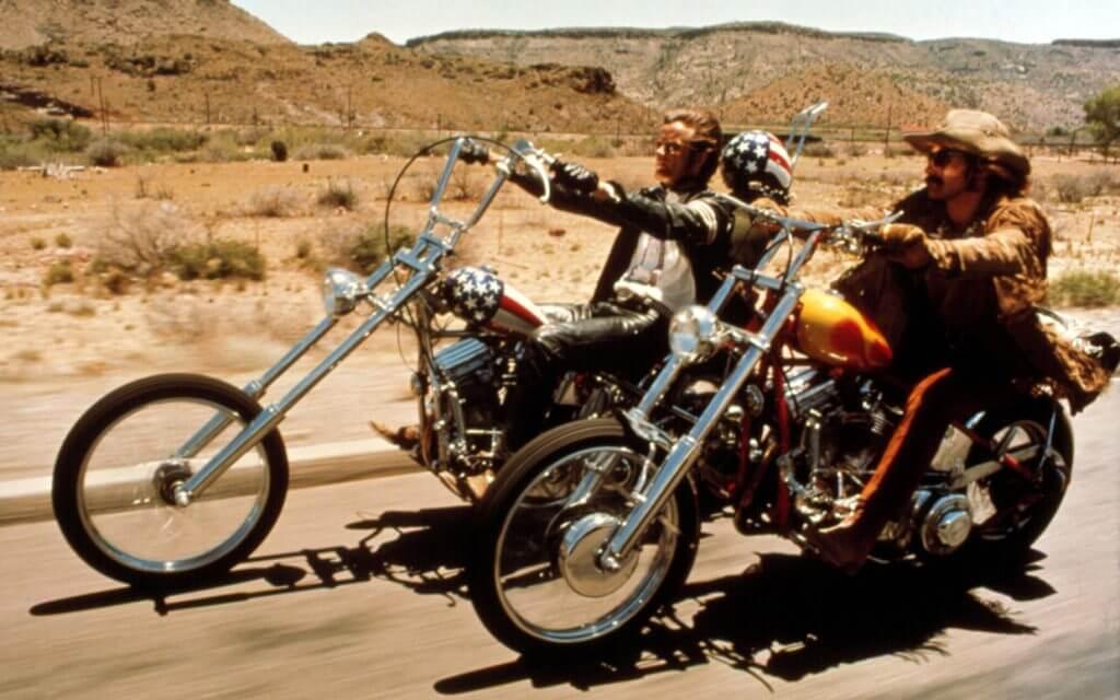 Кинофильм «Беспечный ездок» (Easy Rider)