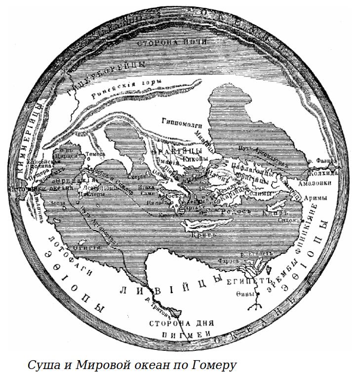 Мировой океан. Предвидение Мирового океана