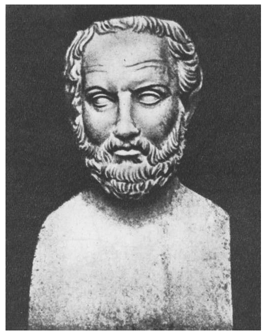 Фукидид (ок. 460–399/396 гг. до н. э.) – древнегреческий историк
