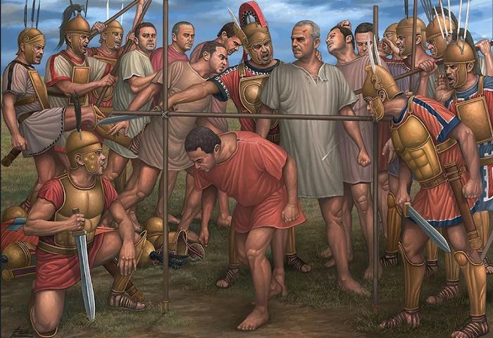 Самнитские войны (343–290 годы до н. э.)