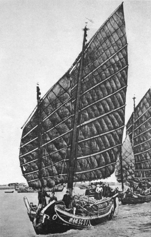 Самое дальнее плавание Средневековья (китайские мореходы)