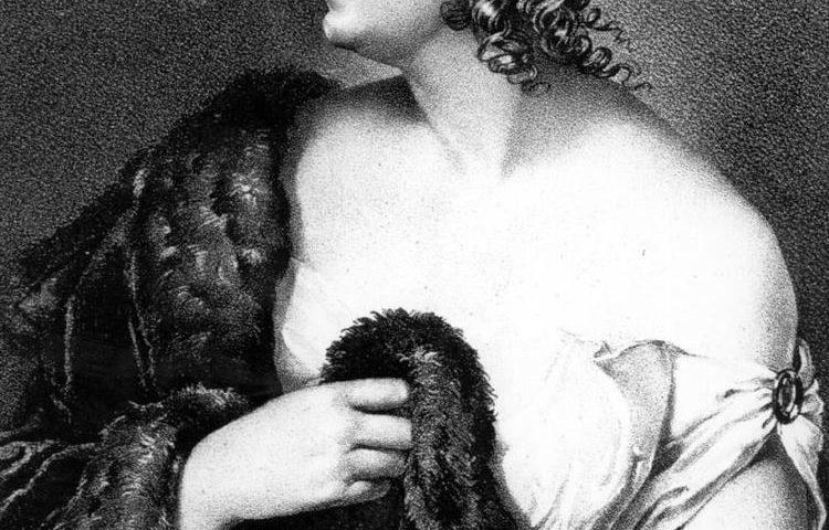 Вильгельмина Шредер-Девриент (1804—1860)