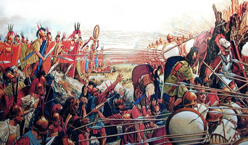 Римско-Македонские войны (215–168 годы до н. э.)