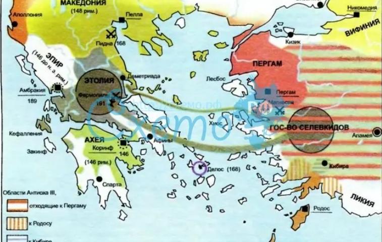 Римско-Сирийская война (192–188 годы до н. э.)
