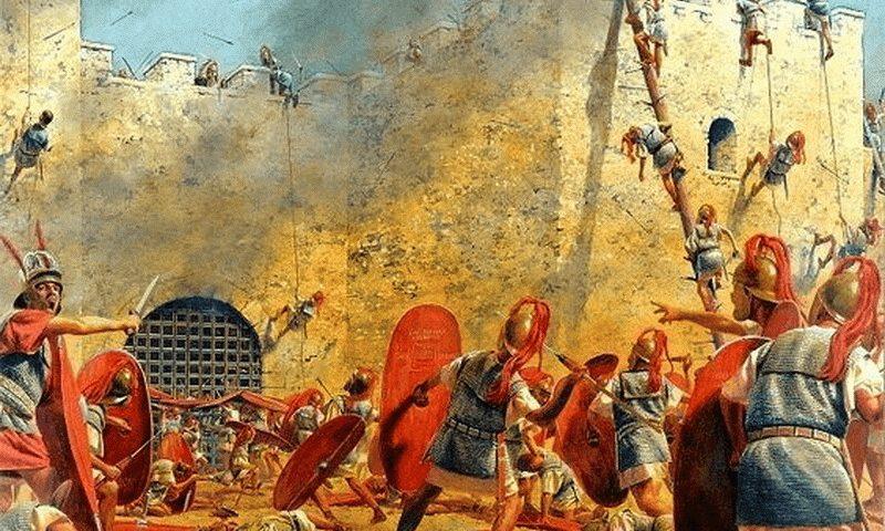 Гражданские войны в Риме (I век до н. э.)