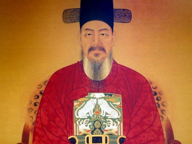 Ли Сун Син