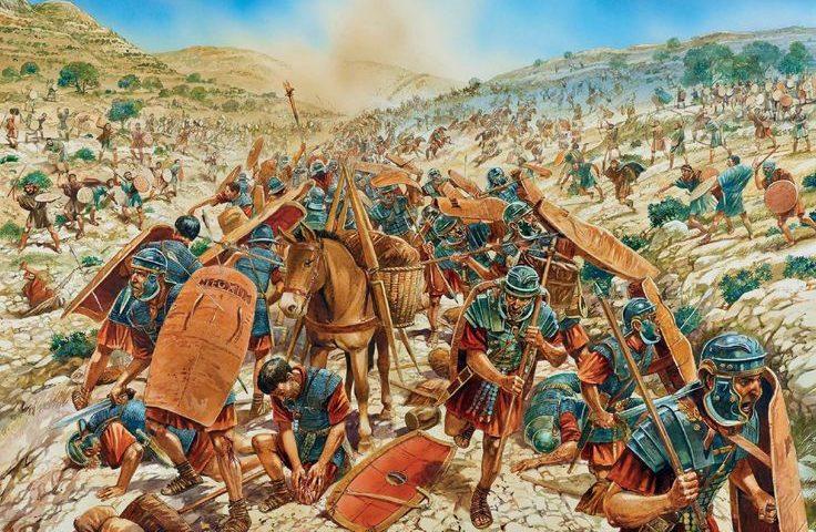 Войны Рима с иудеями (66–73, 132–135 годы)