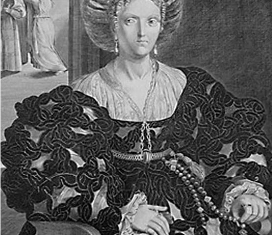 Борджиа Лукреция (1480–1519) – представительница клана Борджиа